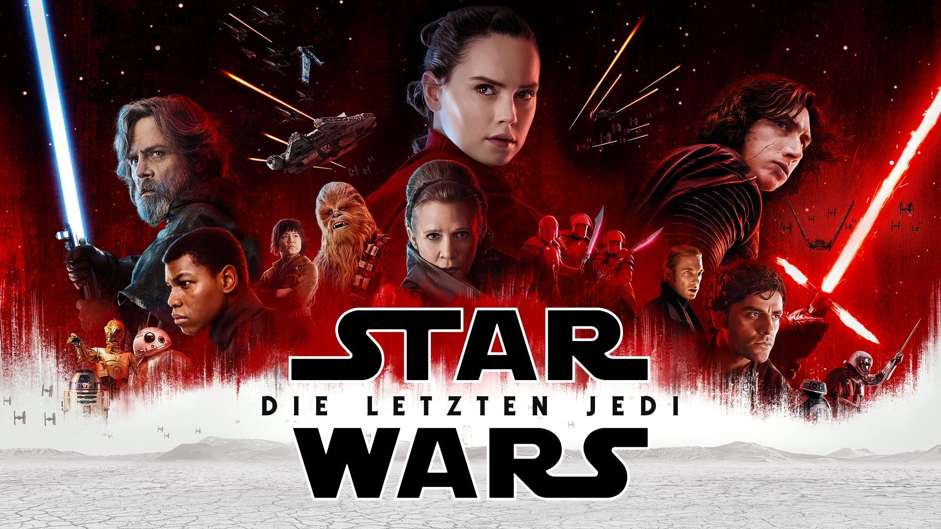 Star Wars: Die letzten Jedi [dt./OV]
