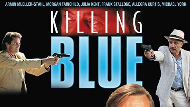 Killing Blue - Midnight Cop