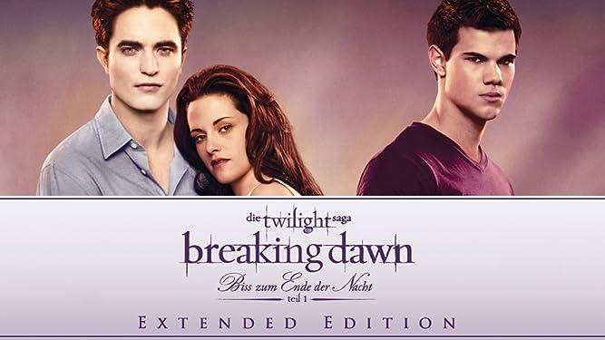 Breaking Dawn - Bis(s) zum Ende der Nacht (Teil 1) [Extended Edition]