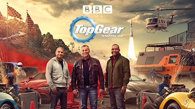 Top Gear - Staffel 24 [dt./OV]