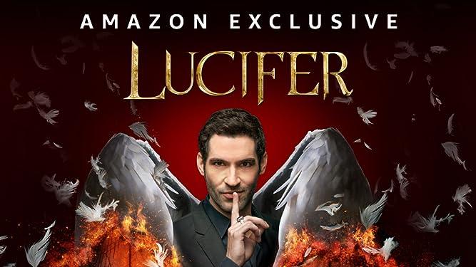 Lucifer - Staffel 5 [dt./OV]