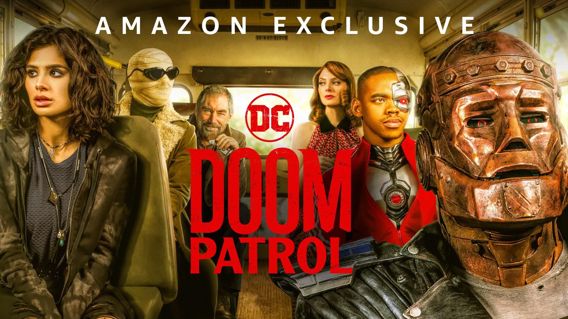 Doom Patrol - Staffel 1 [dt./OV]