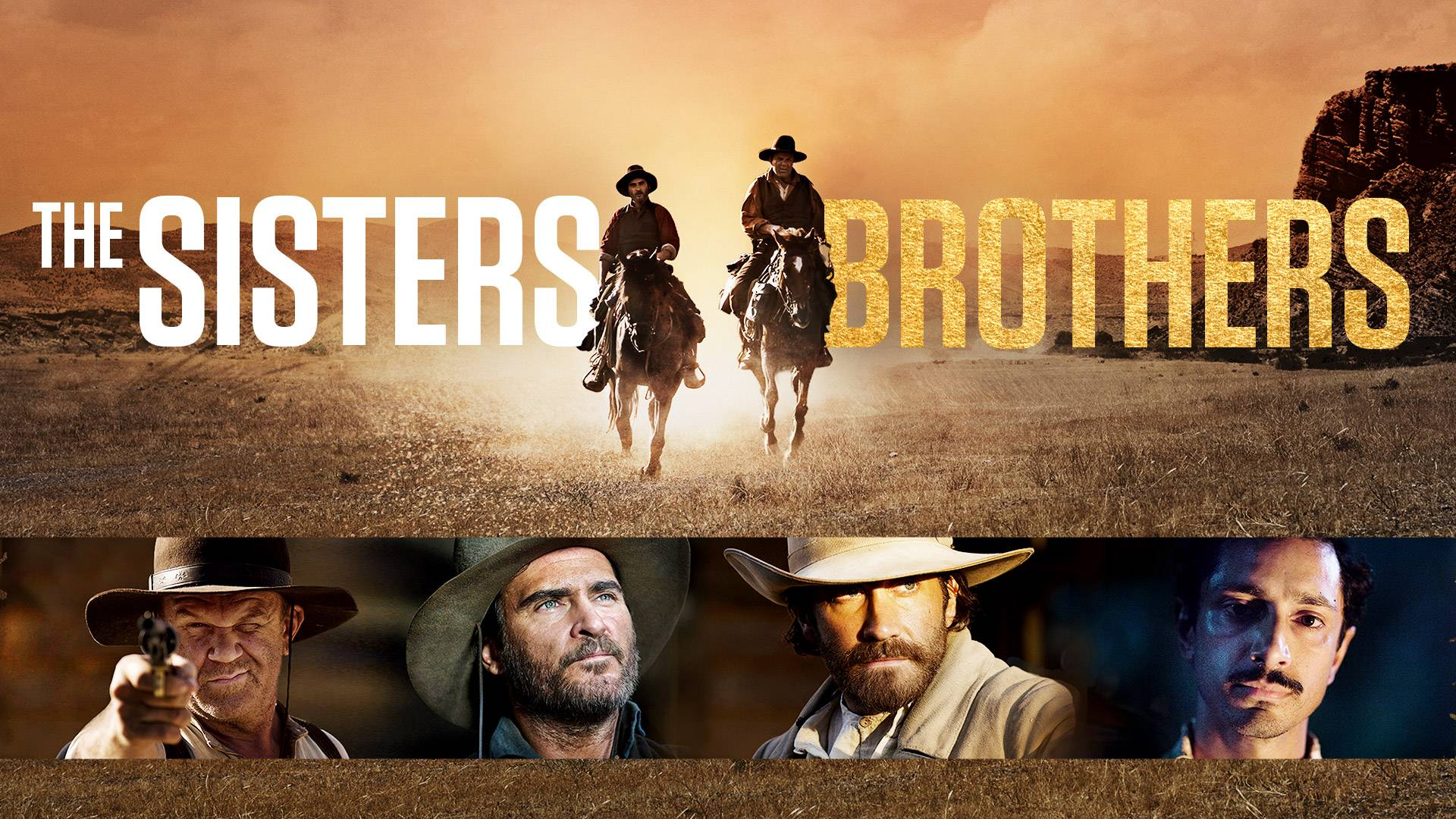 The Sisters Brothers [dt./OV]