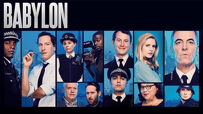 Babylon - Staffel 1 [dt./OV]