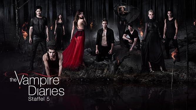 The Vampire Diaries - Staffel 5 [dt./OV]