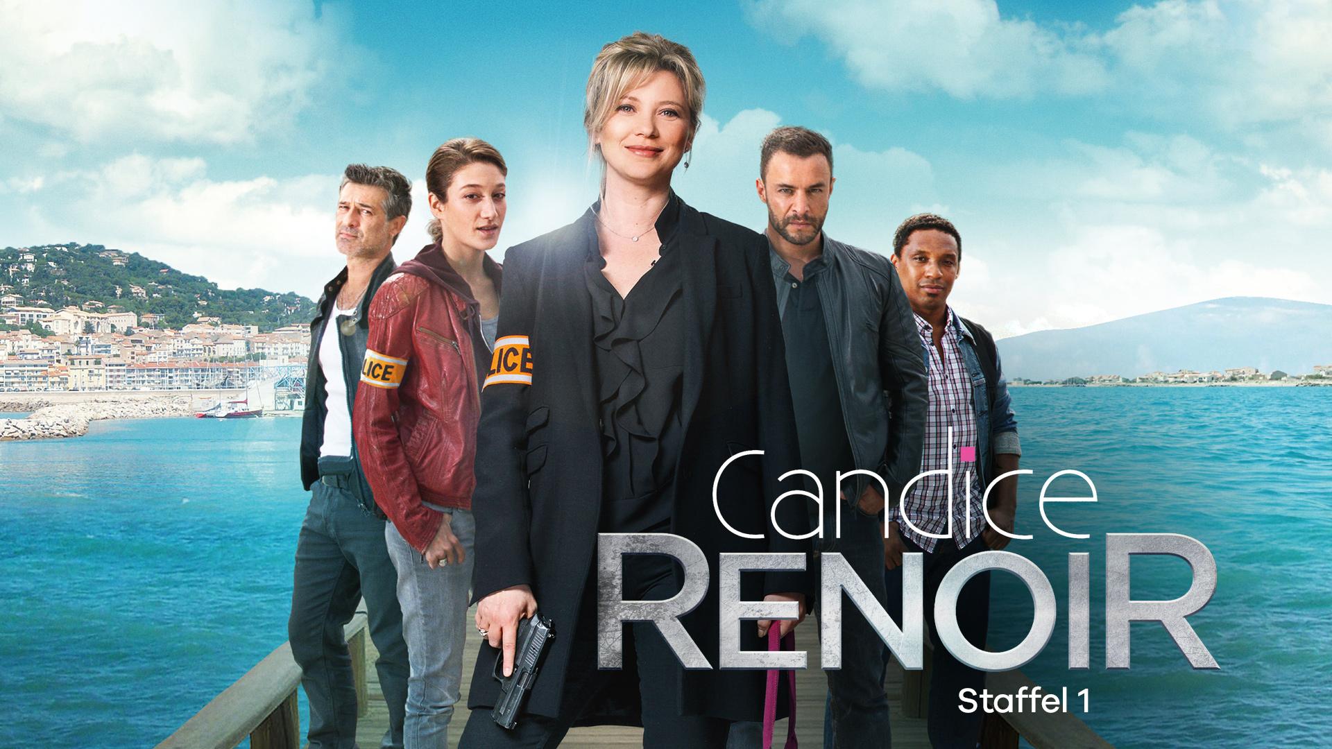 Candice Renoir - Staffel 1