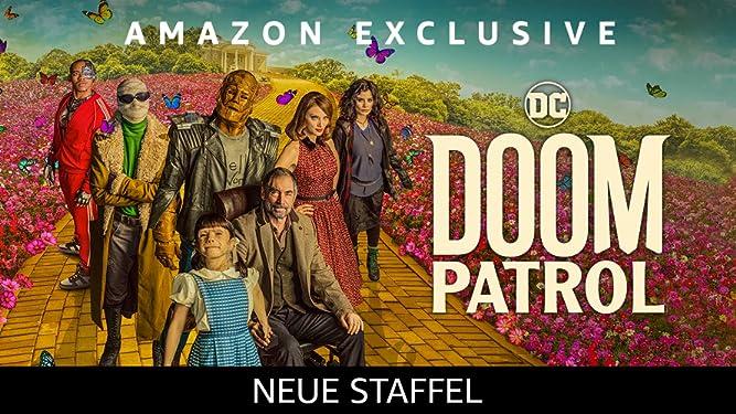 Doom Patrol - Staffel 2 [dt./OV]