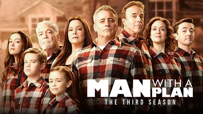 Man with a Plan - Staffel 3