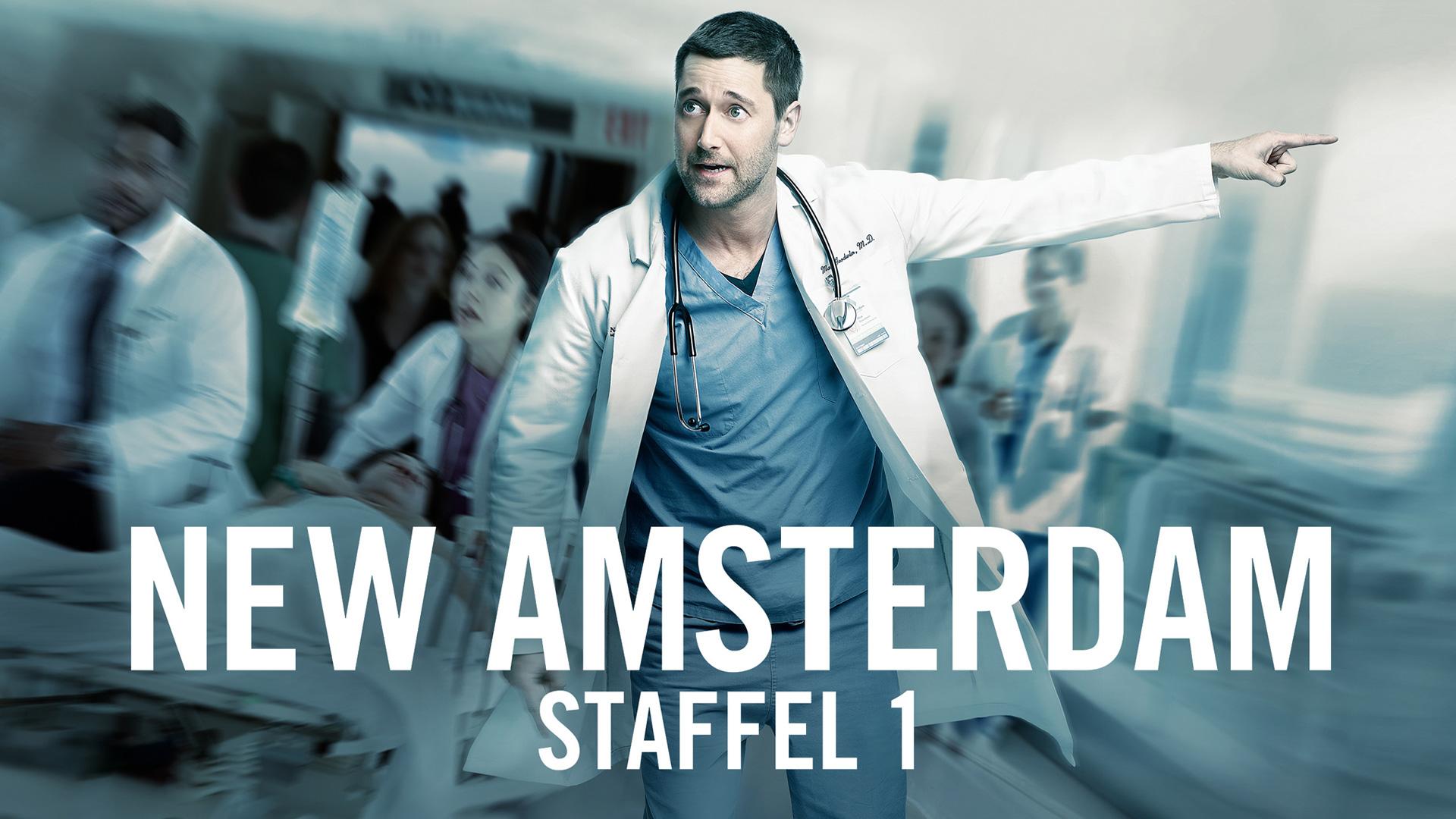 New Amsterdam - Staffel 1 [dt./OV]