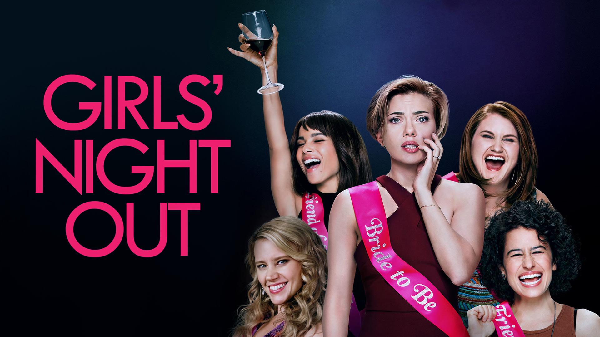 Girls' Night Out (4K UHD)