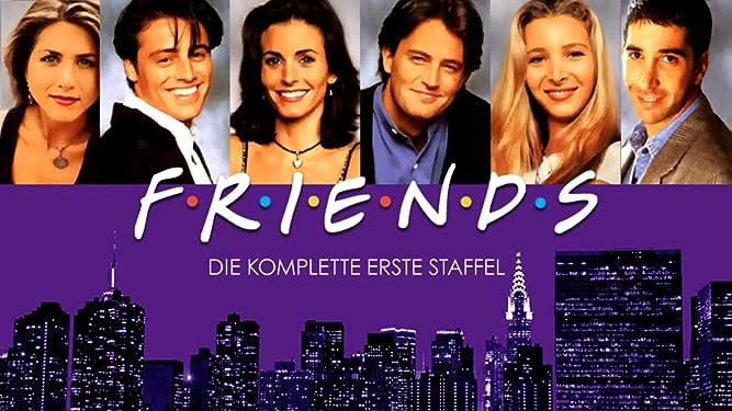 Friends - Staffel 1 [dt./OV]