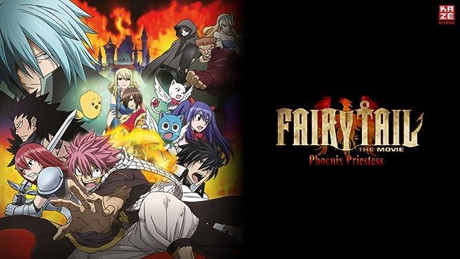 Fairy Tail: Phoenix Priestess (Movie 1)