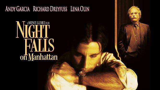 Night Falls On Manhattan [dt./OV]