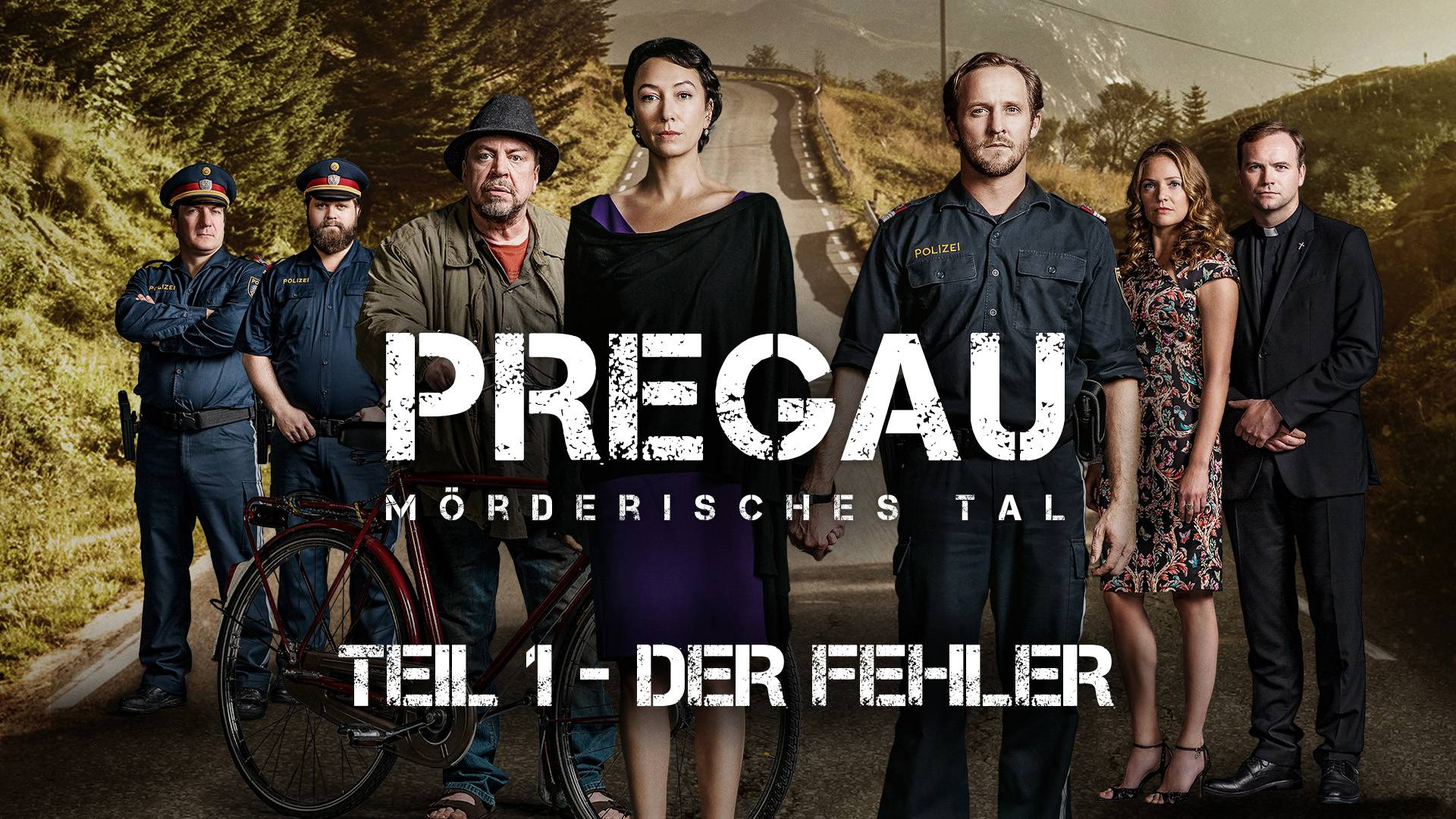 Pregau - Mörderisches Tal, Teil 1 - Der Fehler