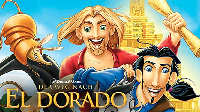 Der Weg nach El Dorado [dt./OV]