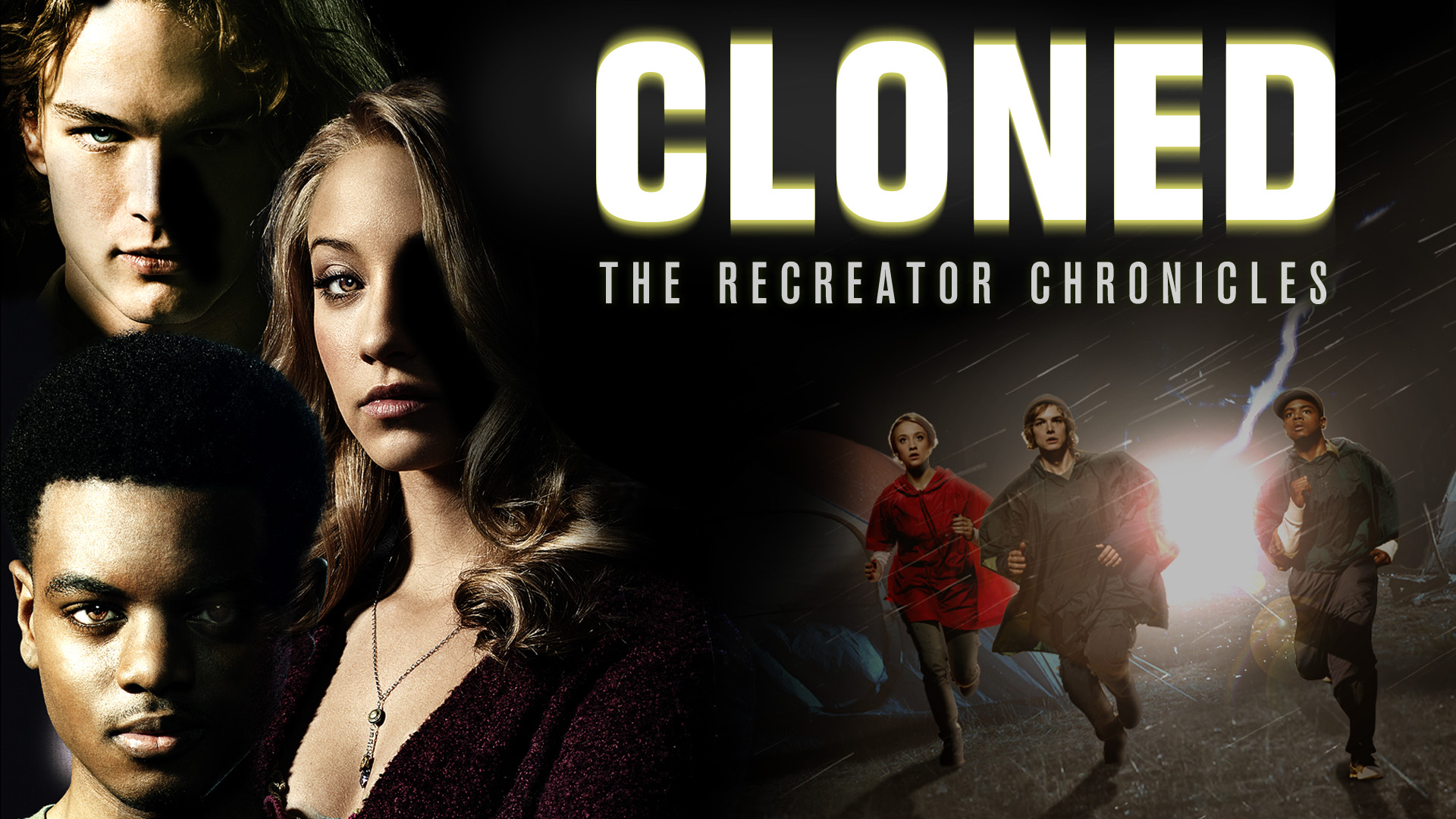 Cloned - The Recreator Chronicles