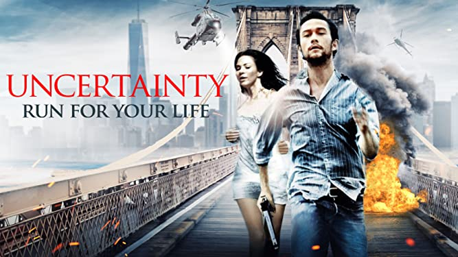 Uncertainty - Run For Your Life [dt./OV]