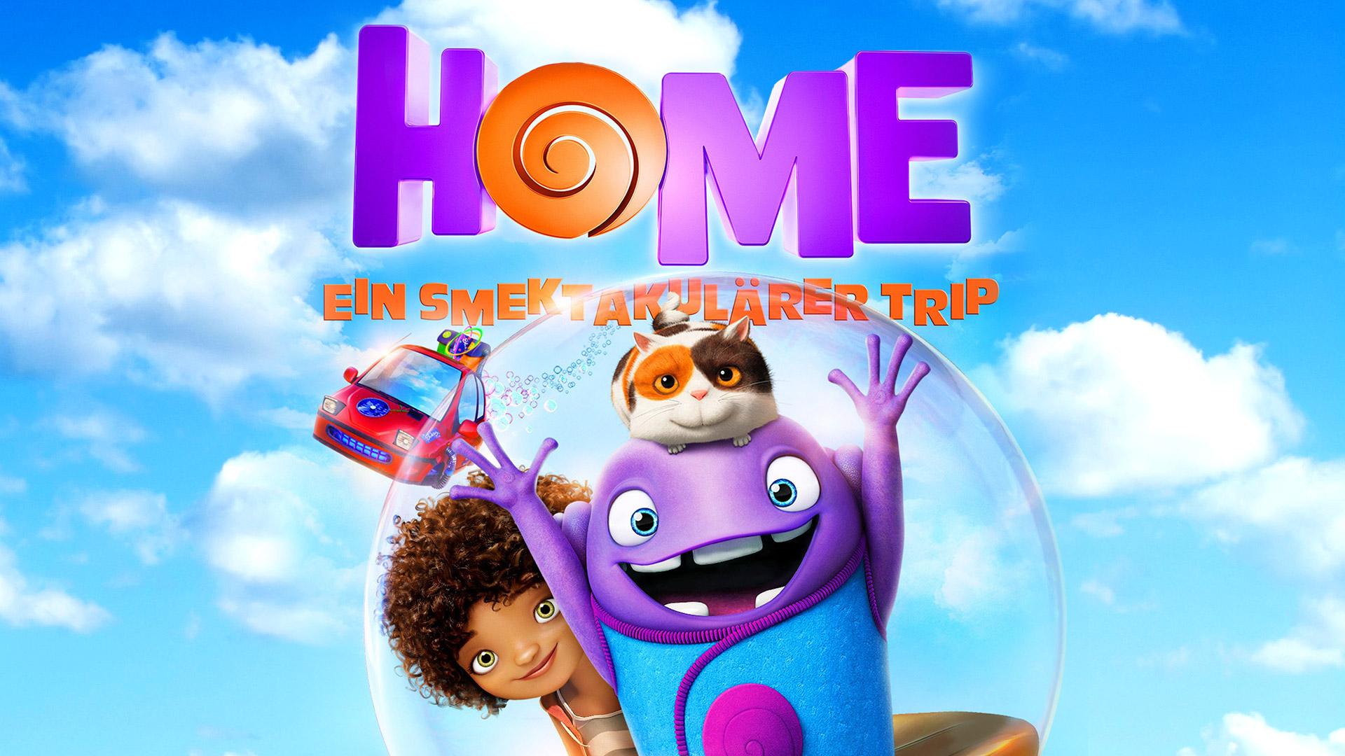 Home - Ein smektakulärer Trip [dt./OV]