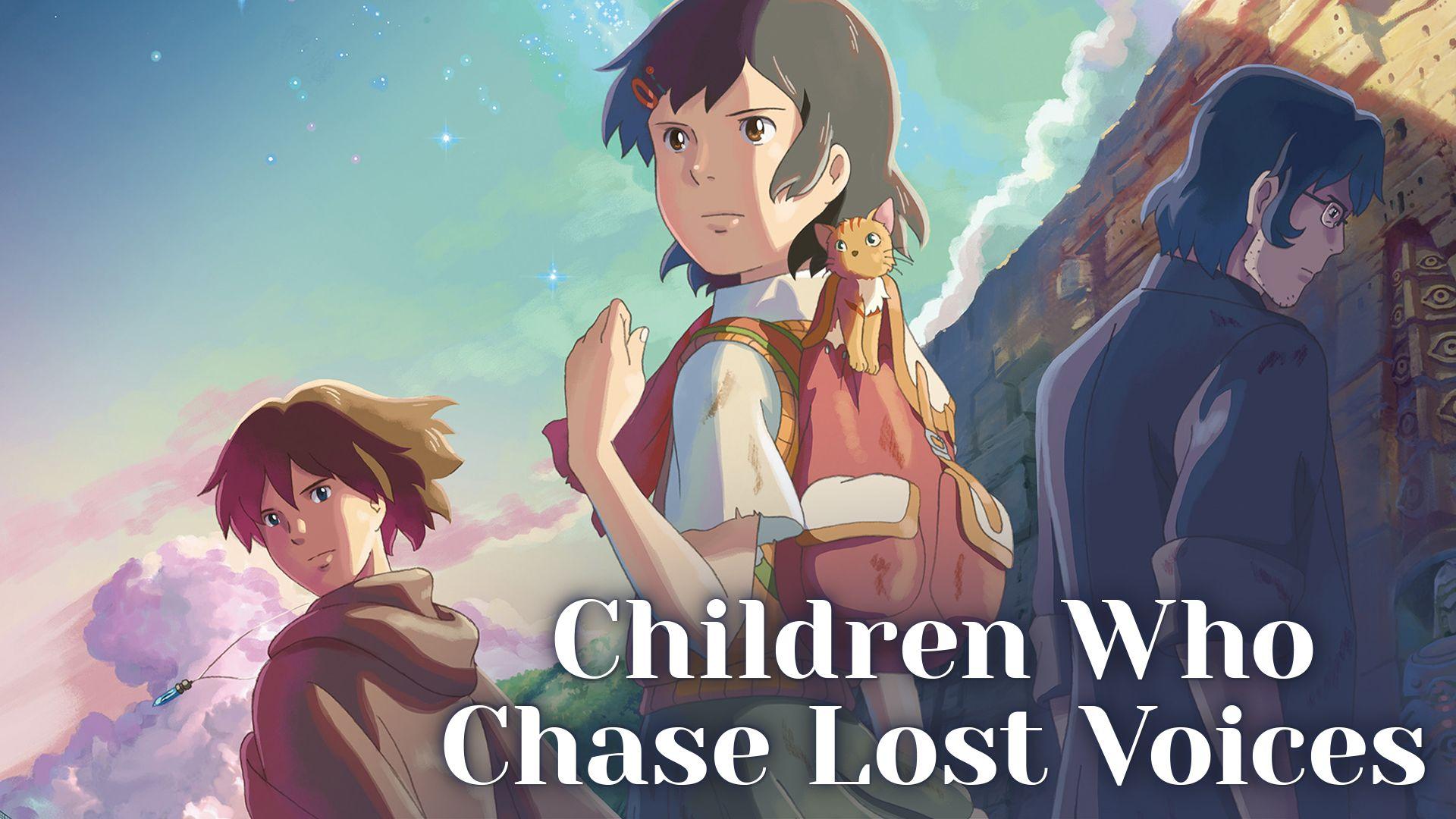 Children Who Chase Lost Voices - Die Reise nach Agartha