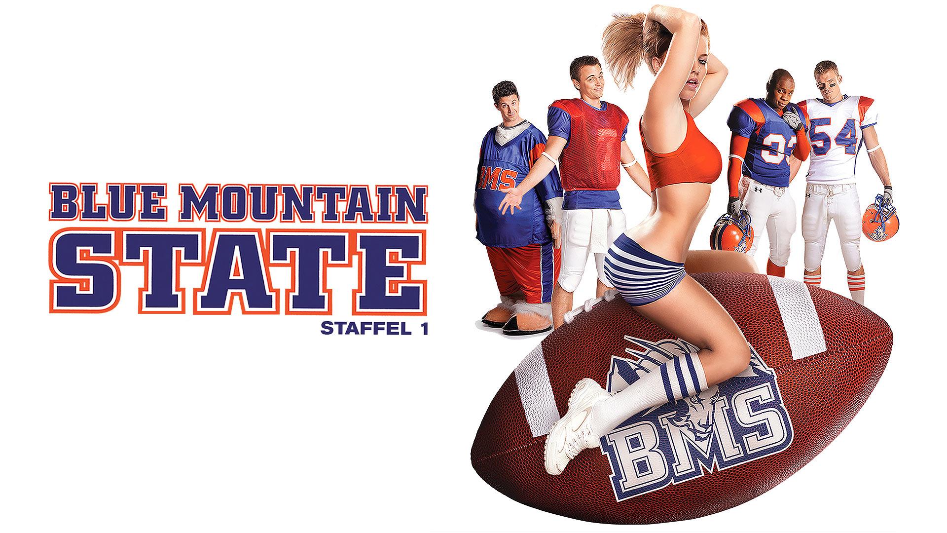 Blue Mountain State - Staffel 1 [dt./OV]