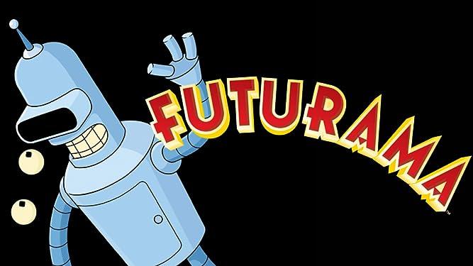 Futurama - Staffel 4 [OV]