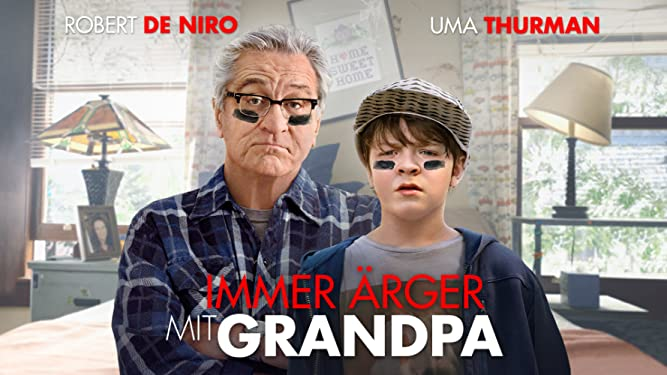 Immer Ärger mit Grandpa [dt/OV]