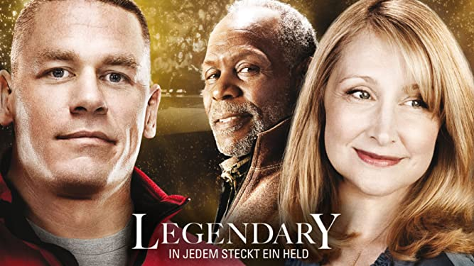 Legendary - In jedem steckt ein Held
