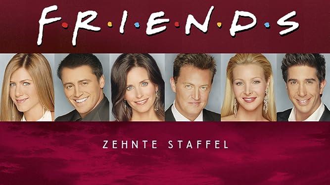 Friends - Staffel 10 [dt./OV]