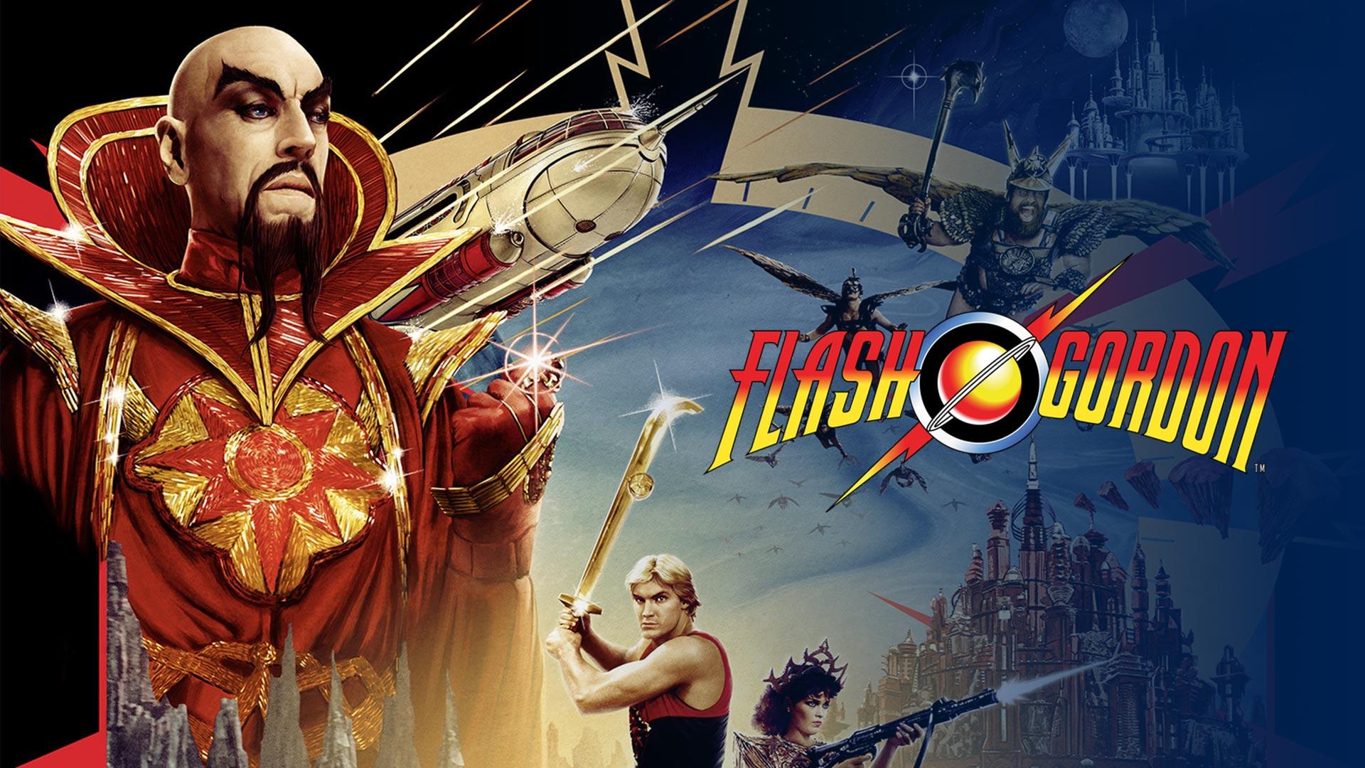 Flash Gordon (4K UHD)