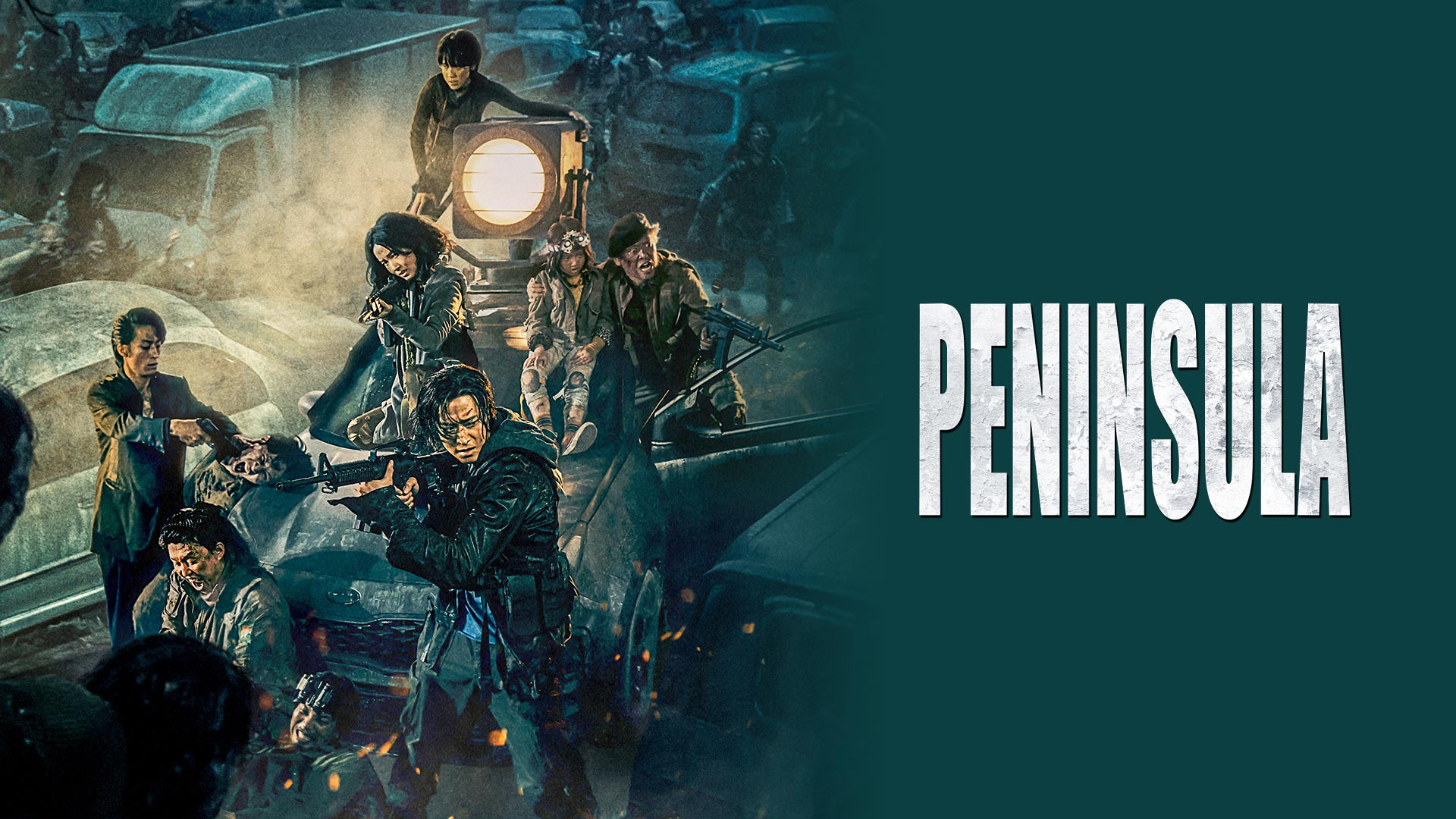 Peninsula (4K UHD)