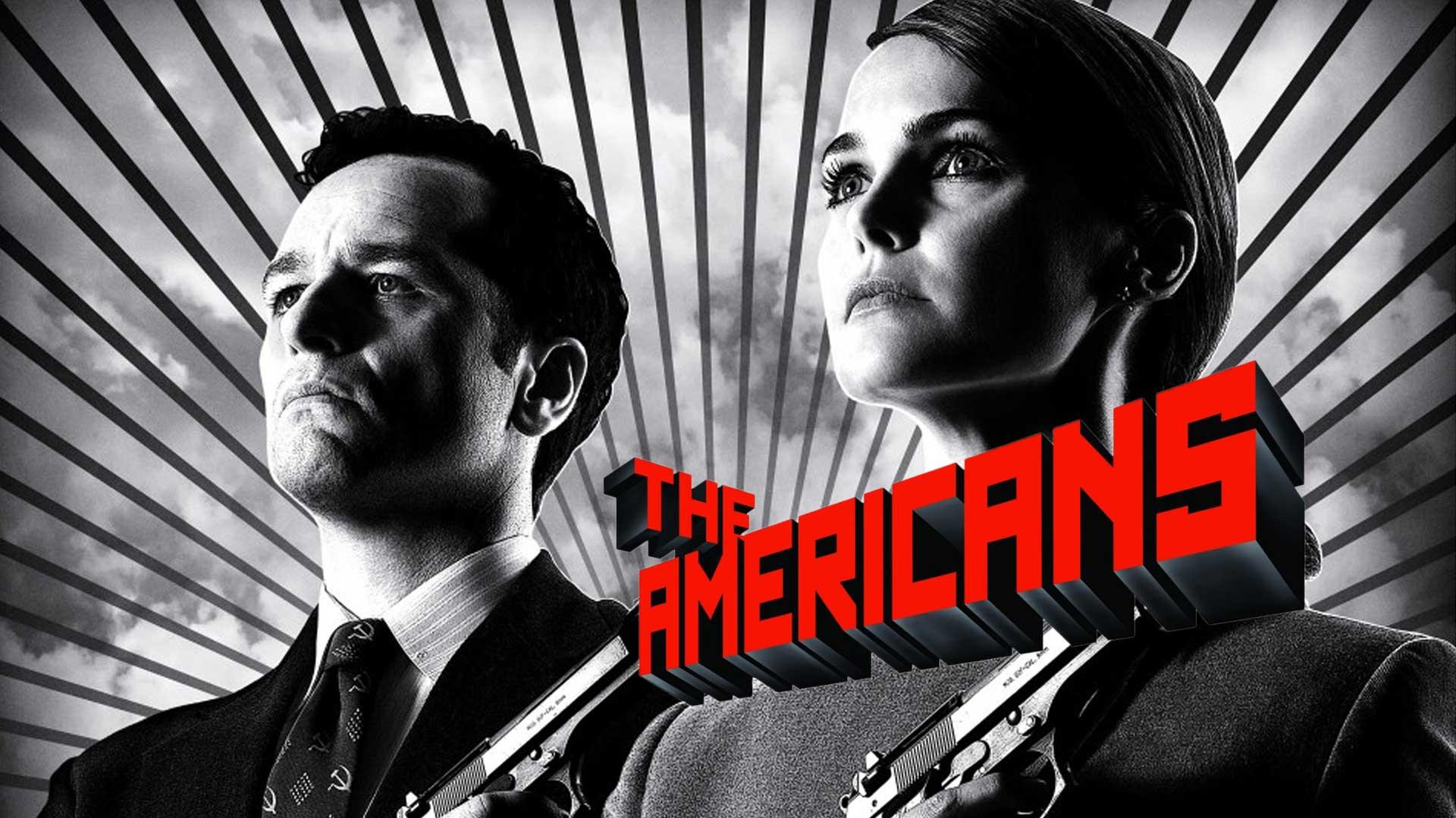 The Americans - Staffel 1 [dt./OV]