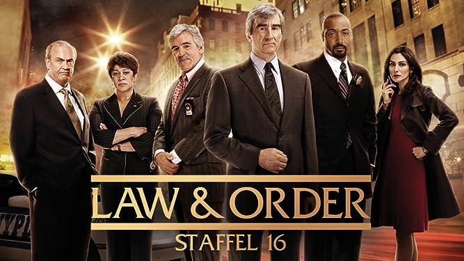 Law & Order - Staffel 16