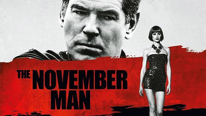 The November Man [dt./OV]