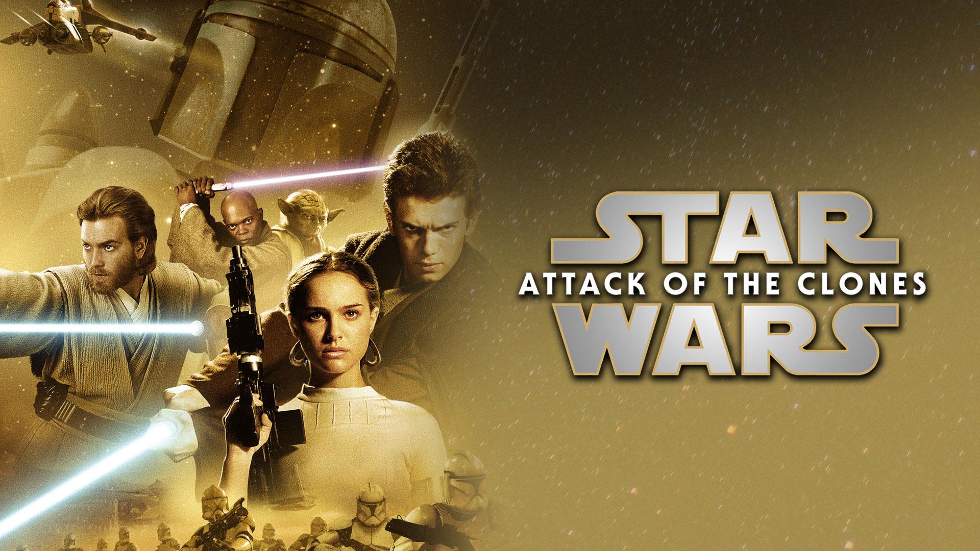 Star Wars: Angriff der Klonkrieger (4K UHD)