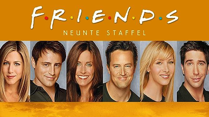 Friends - Staffel 9 [dt./OV]