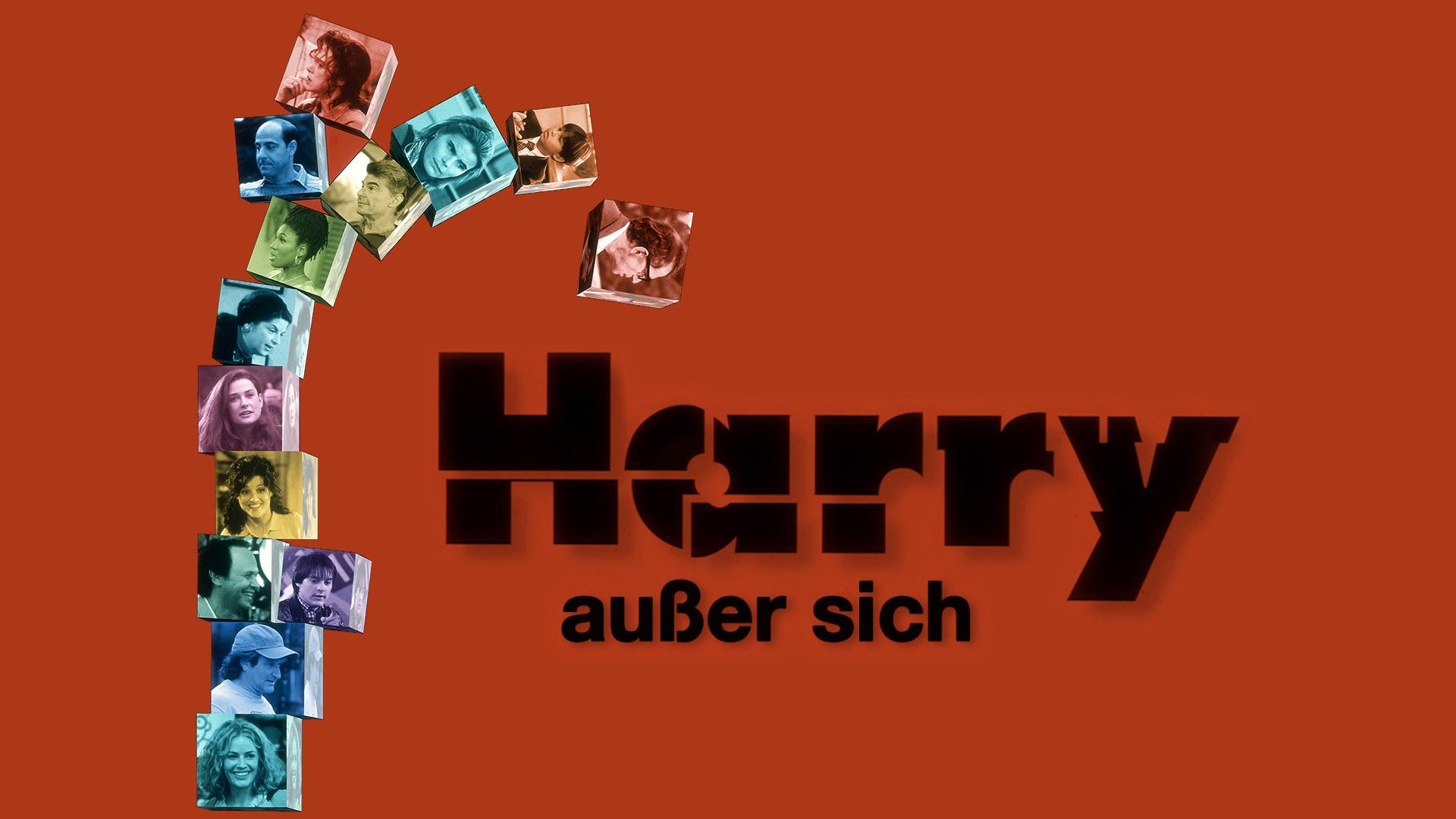 Harry außer sich [dt./OV]