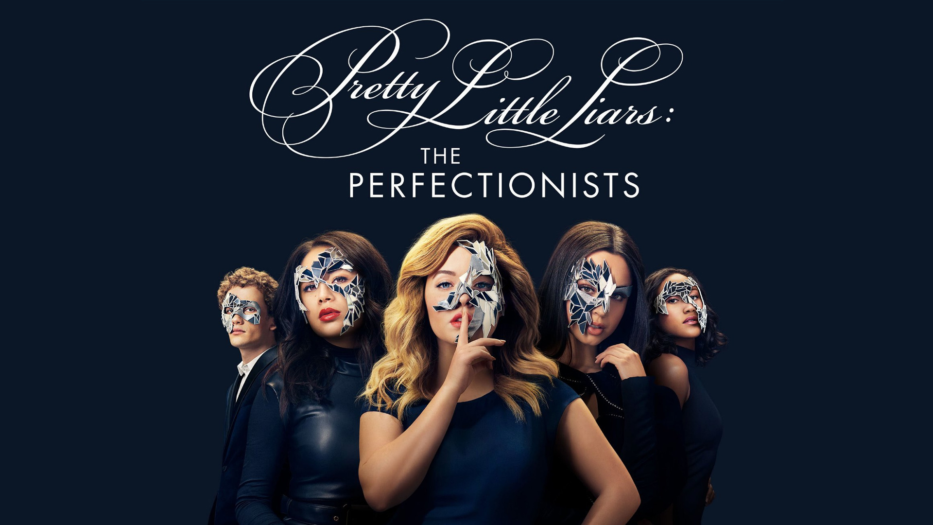 Pretty Little Liars: The Perfectionists - Staffel 1 [dt./OV]