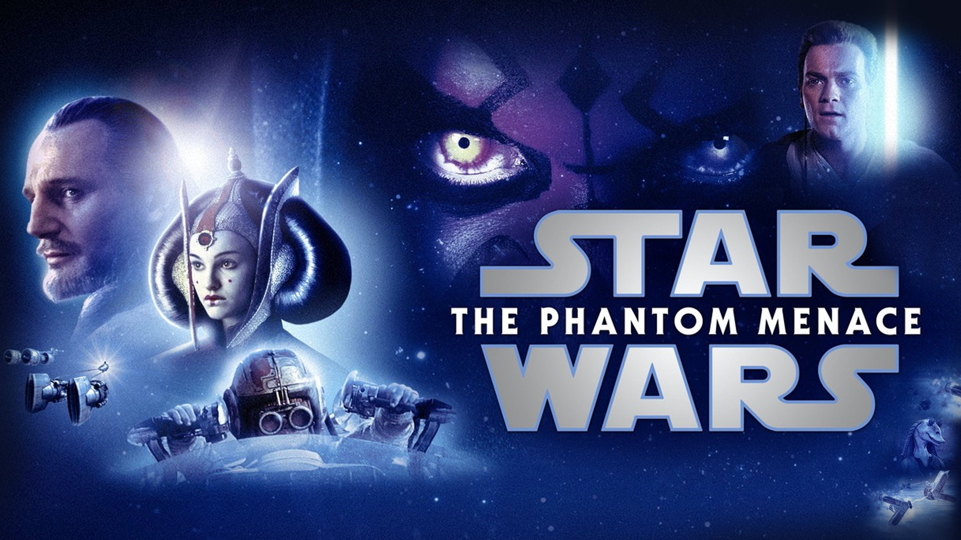 Star Wars: Die dunkle Bedrohung (4K UHD)