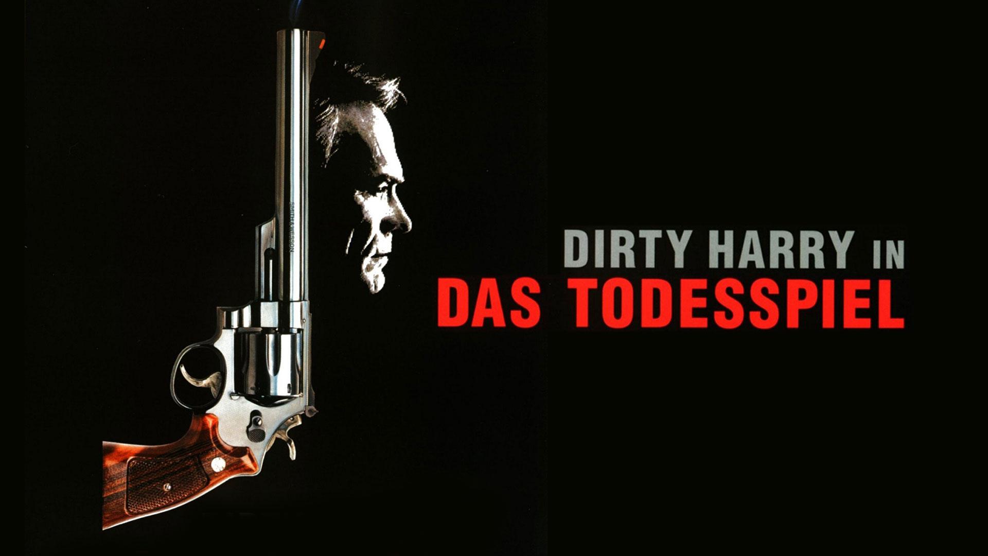 Dirty Harry in das Todesspiel [dt./OV]