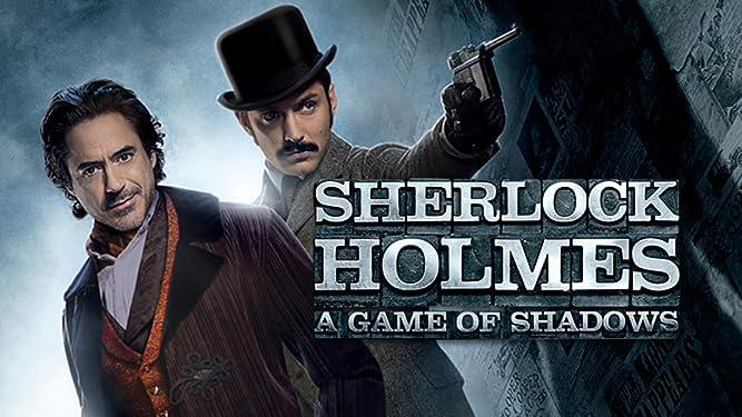Sherlock Holmes - A Game of Shadows