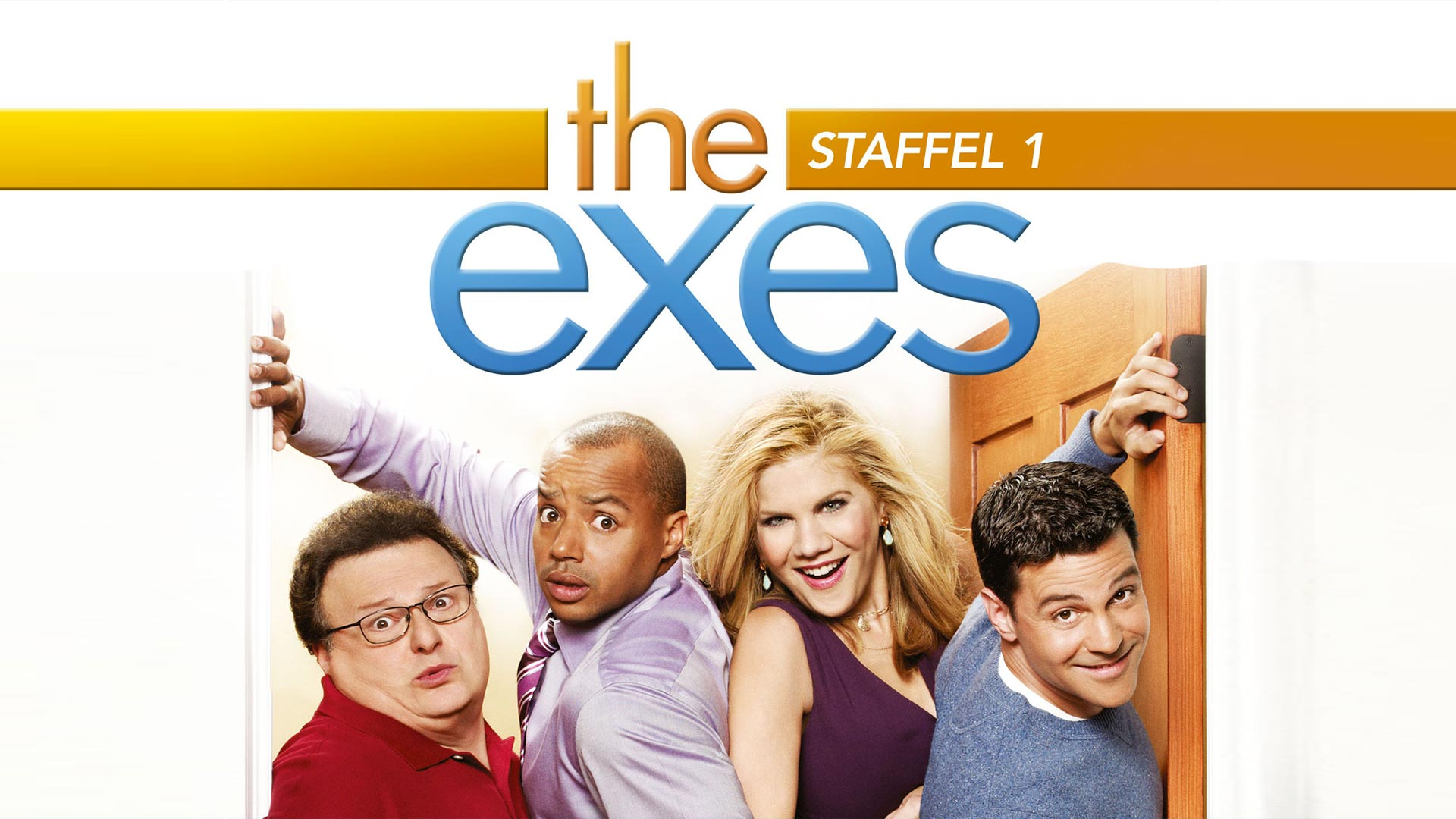 The Exes - Staffel 1