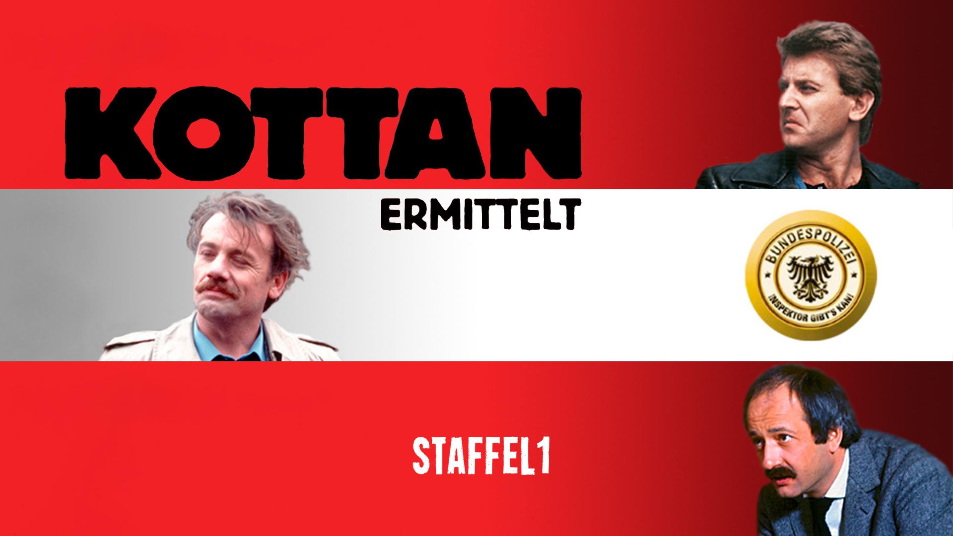 Kottan ermittelt, die komplette Serie