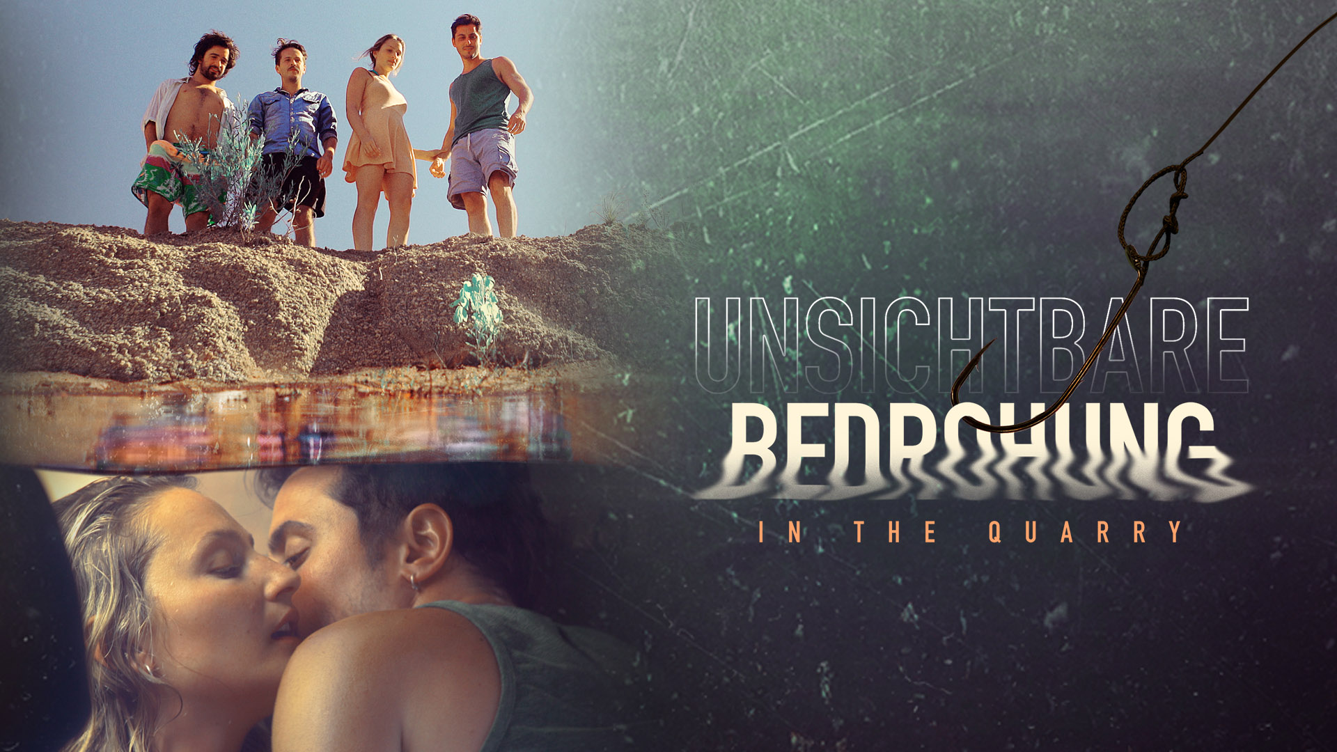 Unsichtbare Bedrohung: In the Quarry