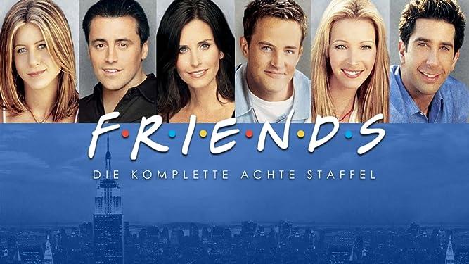 Friends - Staffel 8 [dt./OV]