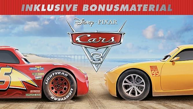 Cars 3: Evolution (inkl. Bonusmaterial) [dt./OV]