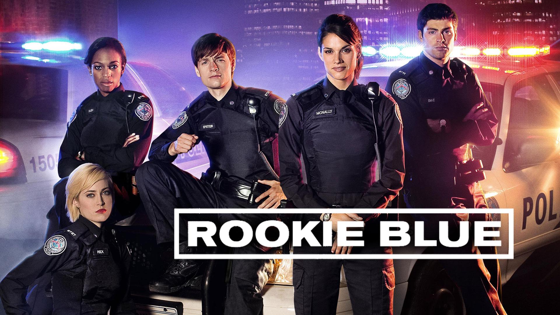 Rookie Blue - Staffel 1 [dt./OV]
