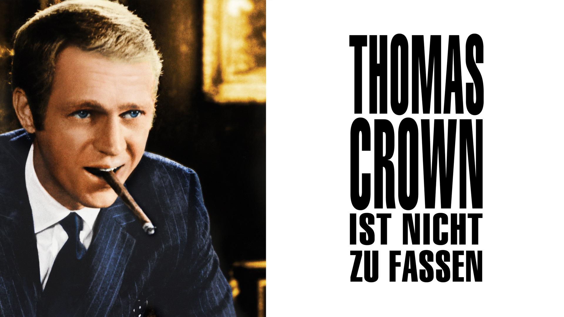 Thomas Crown ist nicht zu fassen [dt./OV]