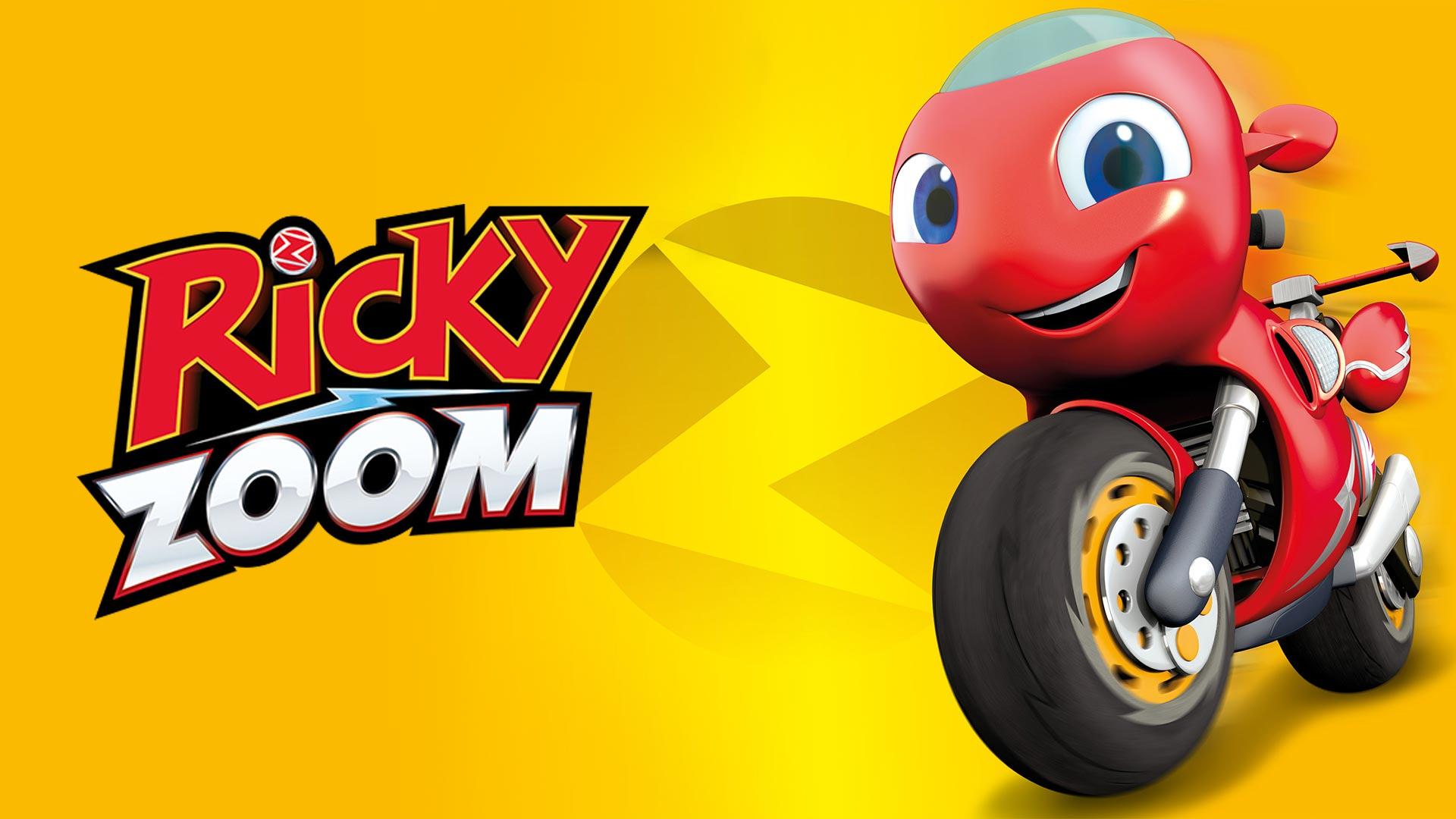 Ricky Zoom - Staffel 1, Teil 1