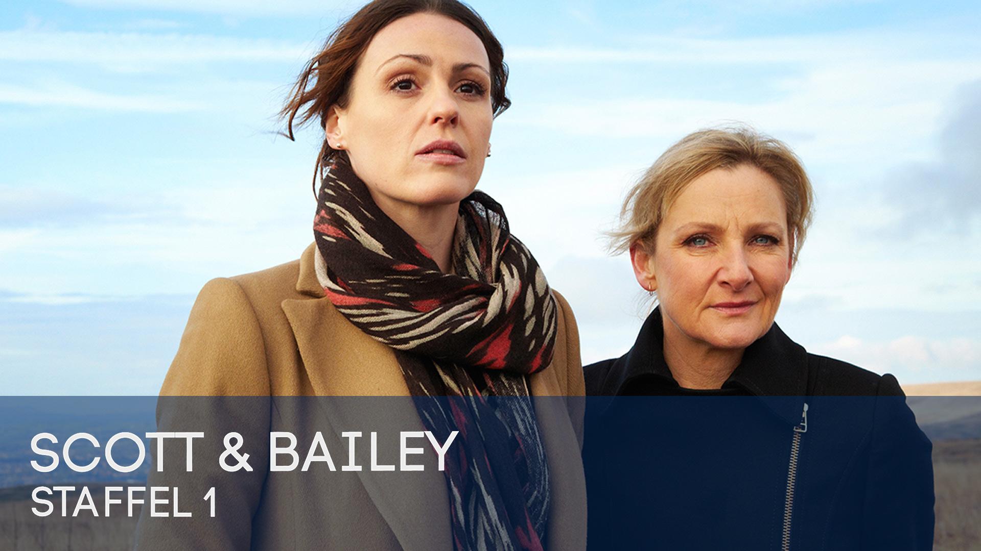 Scott und Bailey - Staffel 1
