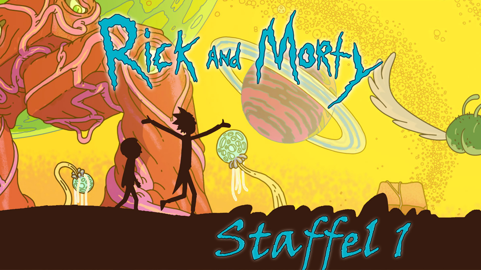 Rick and Morty - Staffel 1 [dt./OV]